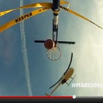 192-foot basketball shot came from a helicopter